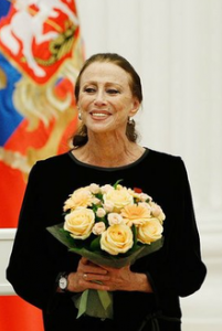 Innovative dancer Maya Plisetskaya