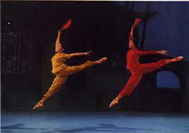 chinese dancers for Mao