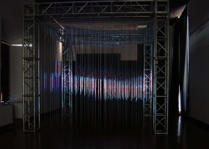 art and technology make the light dance