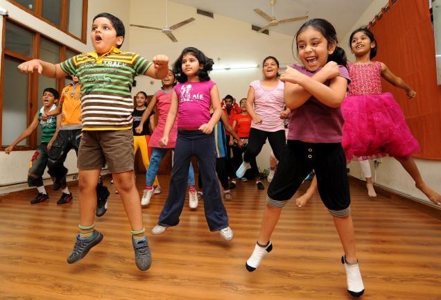 Image result for kids dancing